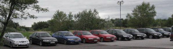 Cunovo Sport Center Parking